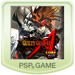 GUILTY GEAR XX ΛCORE PLUS ジャケット画像