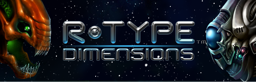 R-Type Dimensions バナー画像