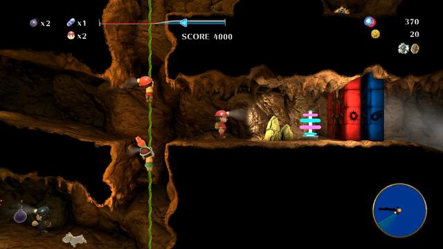 みんなでスペランカーZ ゲーム画面8