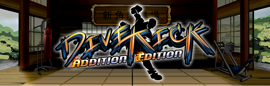 Divekick: Addition Edition バナー画像