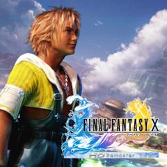 FINAL FANTASY X HD Remaster ジャケット画像
