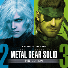 METAL GEAR SOLID HD EDITION PlayStation®Vita the Best ジャケット画像
