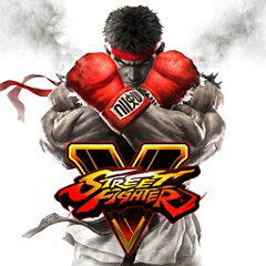 STREET FIGHTER V ジャケット画像