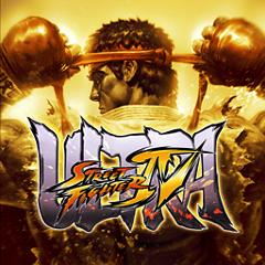 ULTRA STREET FIGHTER IV ジャケット画像