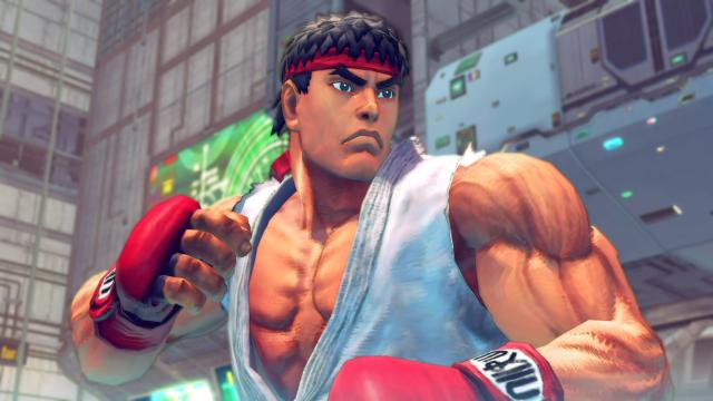 ULTRA STREET FIGHTER IV ゲーム画面5