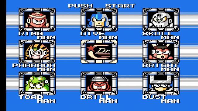ロックマン クラシックス コレクション ゲーム画面5