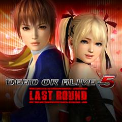 DEAD OR ALIVE 5 Last Round ジャケット画像