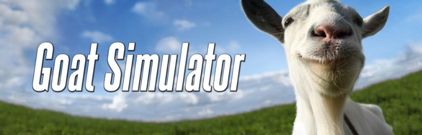 Goat Simulator バナー画像