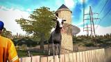 Goat Simulator ゲーム画面1