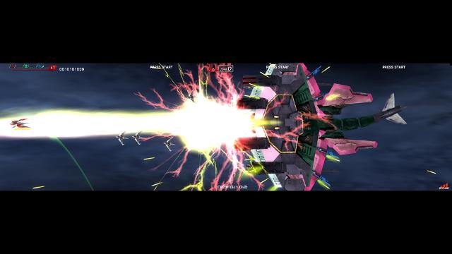 ダライアスバースト クロニクルセイバーズ ゲーム画面9