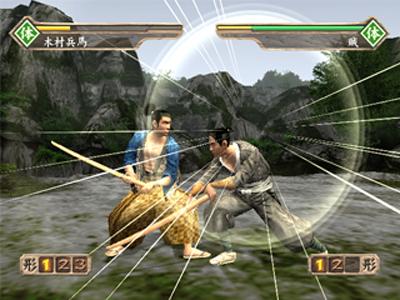 剣豪3 ゲーム画面3