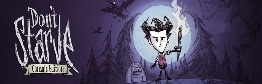 Don't Starve: Console Edition バナー画像