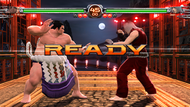 Virtua Fighter5 Final Showdown ゲーム画面2