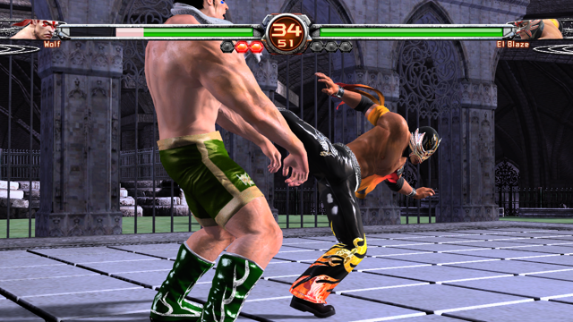 Virtua Fighter5 Final Showdown ゲーム画面3
