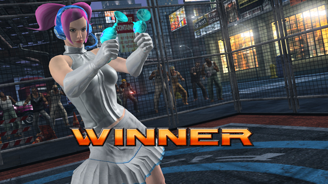 Virtua Fighter5 Final Showdown ゲーム画面5