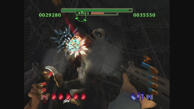 ザ・ハウス・オブ・ザ・デッド3 ゲーム画面6