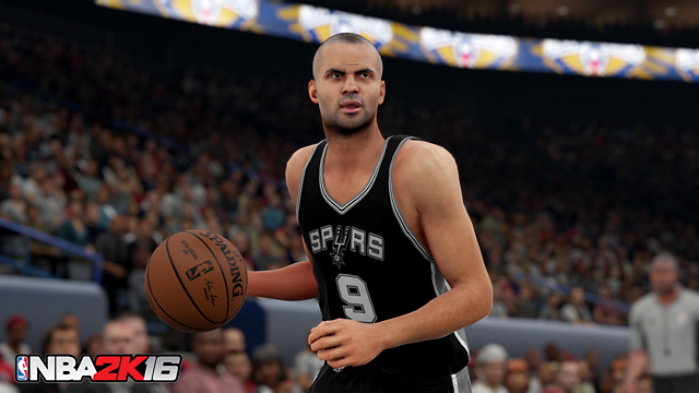 NBA 2K16 ゲーム画面5