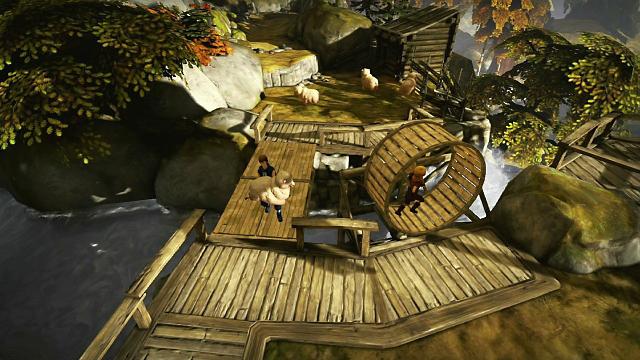 ブラザーズ 2人の息子の物語 ゲーム画面5