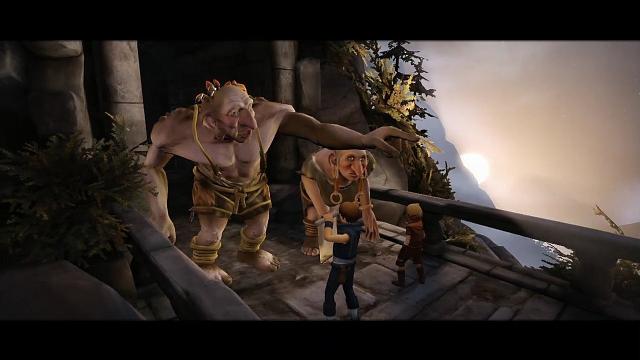 ブラザーズ 2人の息子の物語 ゲーム画面6