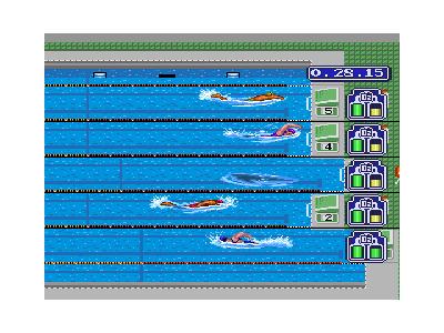 パワースポーツ ゲーム画面2