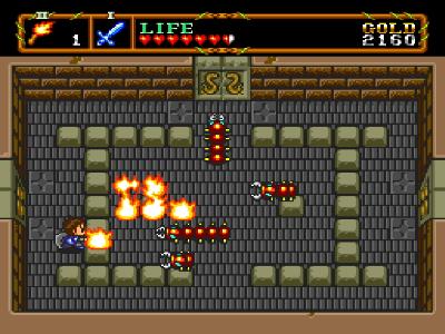 ニュートピアII ゲーム画面3