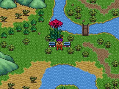 天外魔境II MANJI MARU ゲーム画面2