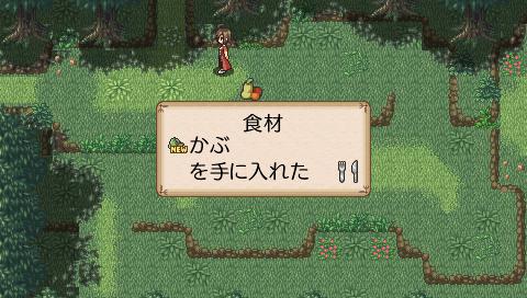 不思議の国の冒険酒場ポータブル ゲーム画面5