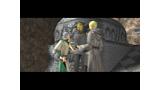 光の島 ゲーム画面2