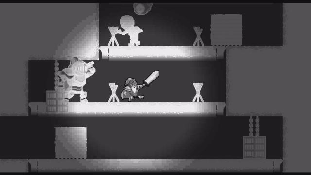 ローグ・レガシー ゲーム画面4