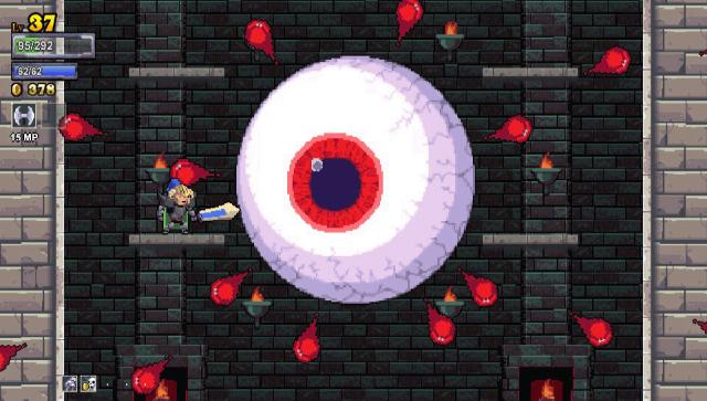 ローグ・レガシー ゲーム画面1