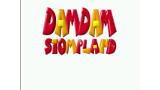ダムダムストンプランド ゲーム画面1