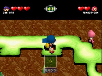 ダムダムストンプランド ゲーム画面5
