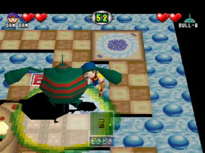 ダムダムストンプランド ゲーム画面8