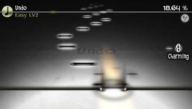 DEEMO~ラスト・リサイタル~ ゲーム画面1