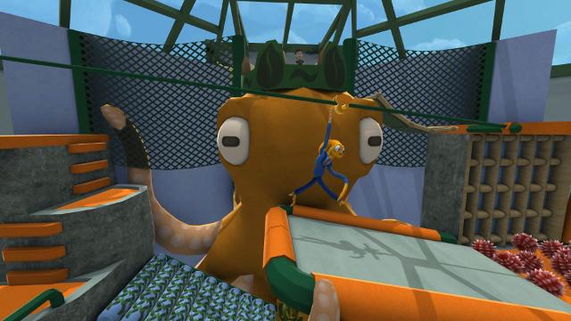 オクトダッド -タコと呼ばないで- ゲーム画面2