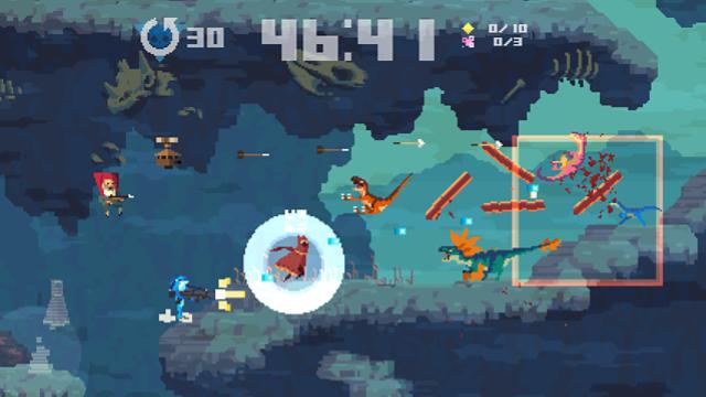 スーパータイムフォース ULTRA ゲーム画面5