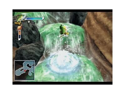 うお 7つの水と伝説のヌシ ゲーム画面8
