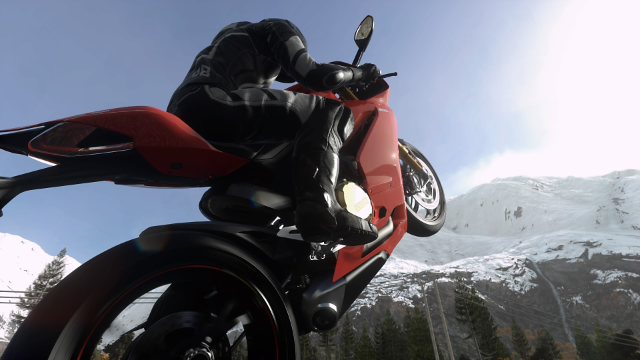 DRIVECLUB Bikes(単体起動版) ゲーム画面1