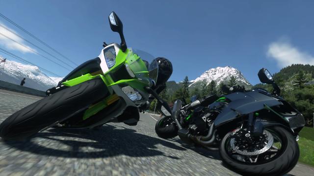 DRIVECLUB Bikes(単体起動版) ゲーム画面5
