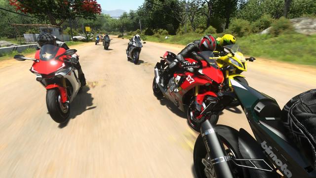 DRIVECLUB Bikes(単体起動版) ゲーム画面6
