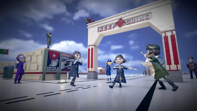 The Tomorrow Children(トゥモロー チルドレン) ゲーム画面7