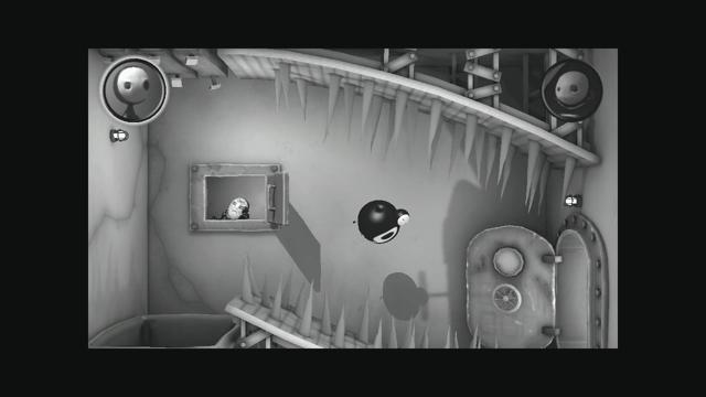 Escape Plan ゲーム画面3