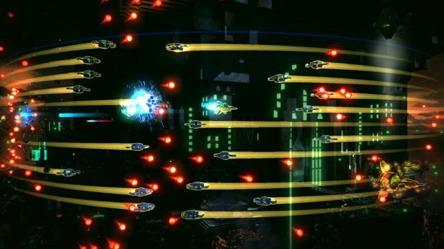RESOGUN ゲーム画面5