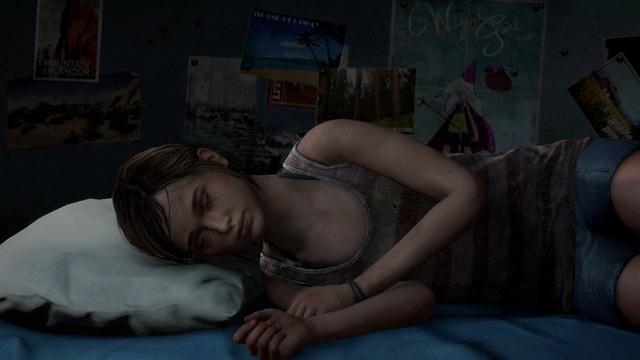 The Last of Us Left Behind ‐残されたもの‐ ゲーム画面1