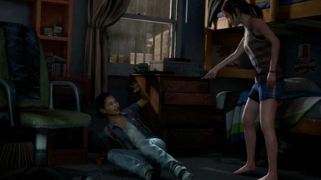 The Last of Us Left Behind ‐残されたもの‐ ゲーム画面2