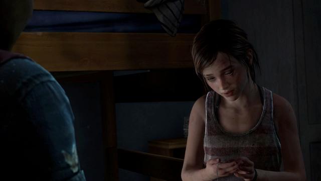 The Last of Us Left Behind ‐残されたもの‐ ゲーム画面4