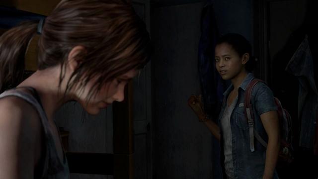 The Last of Us Left Behind ‐残されたもの‐ ゲーム画面6