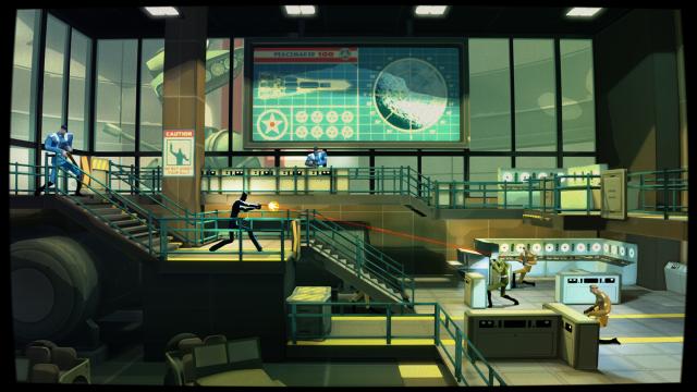 CounterSpy ゲーム画面3