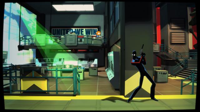 CounterSpy ゲーム画面5