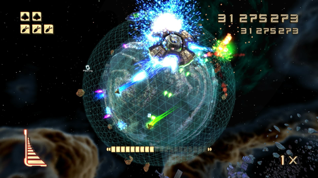 STAR STRIKE ULTRA ゲーム画面8